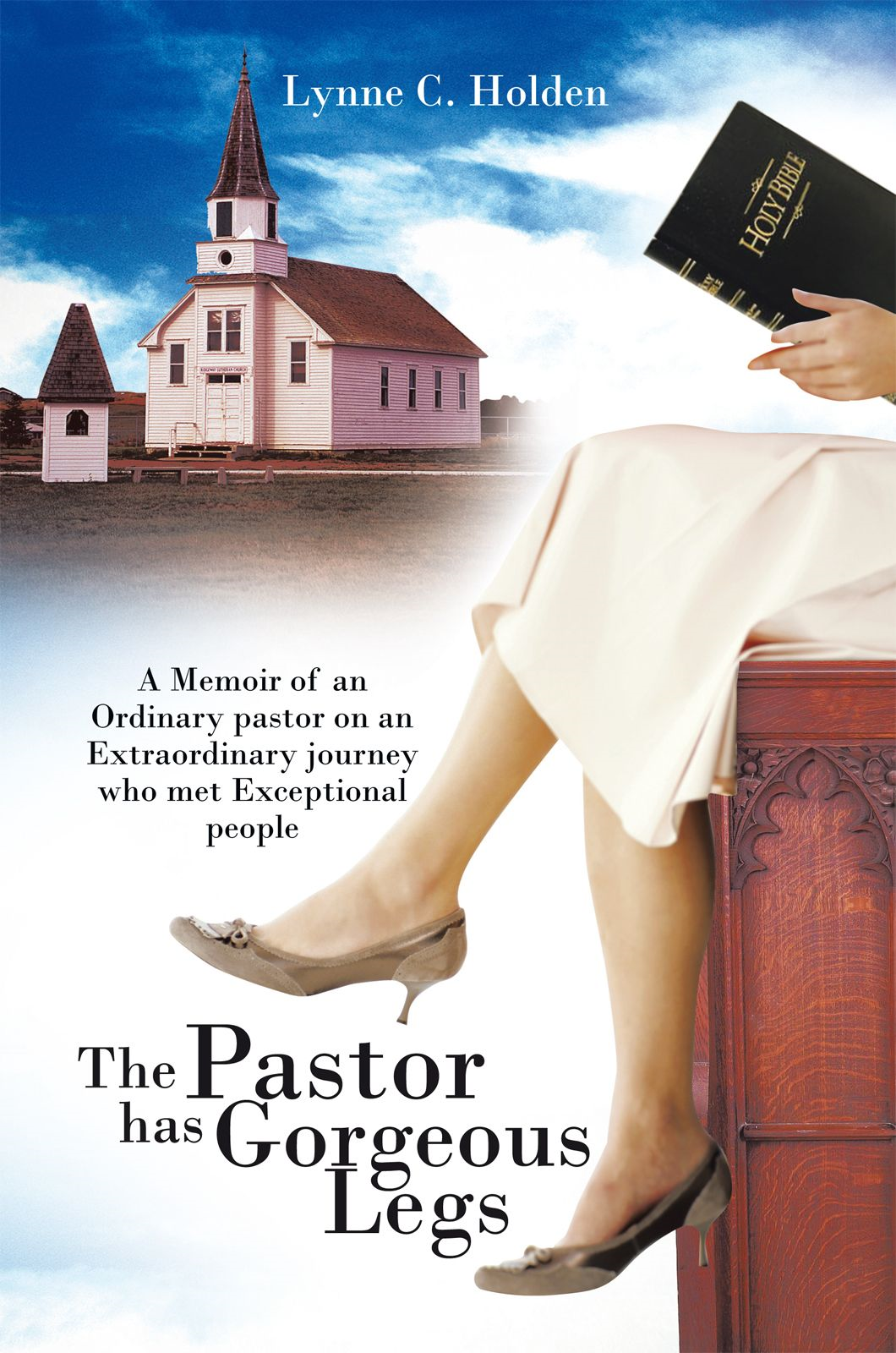 The Pastor has Gorgeous Legs