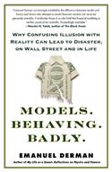 download Models.Behaving.Badly.: Why Confusing Illusion with Reality Can Lead to Disaster, on Wall Street and in Life book