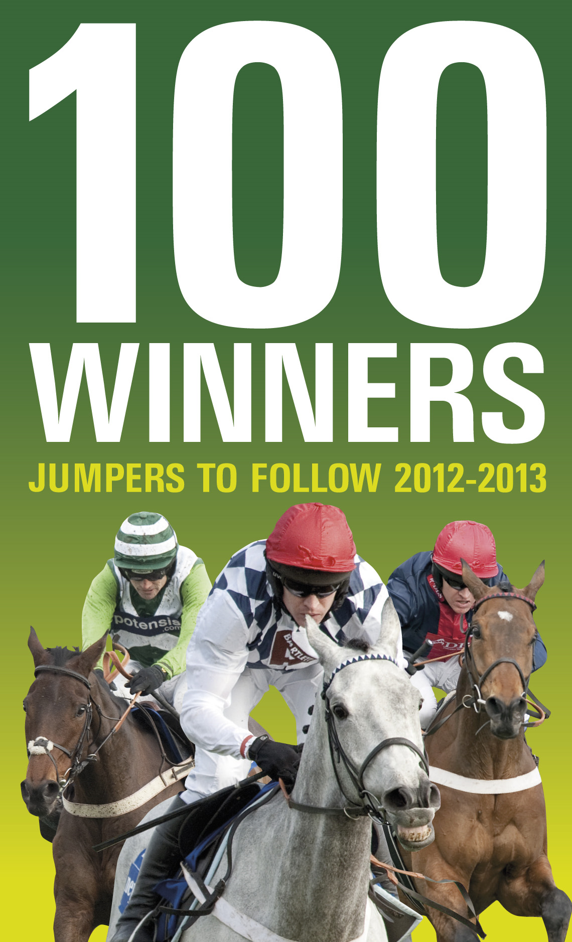 100 Winners: Jumpers to Follow 2012-2013