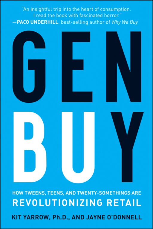 Gen BuY By: Jayne O'Donnell,Kit Yarrow