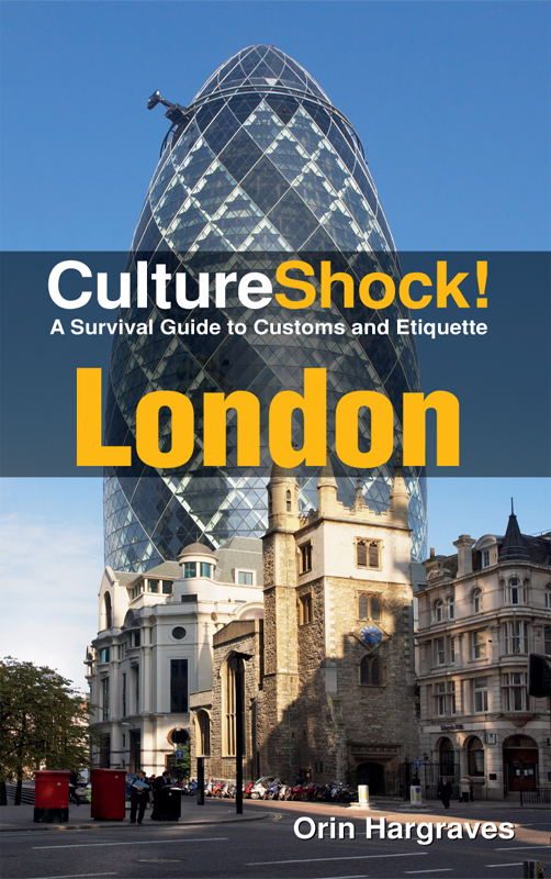 CultureShock! London
