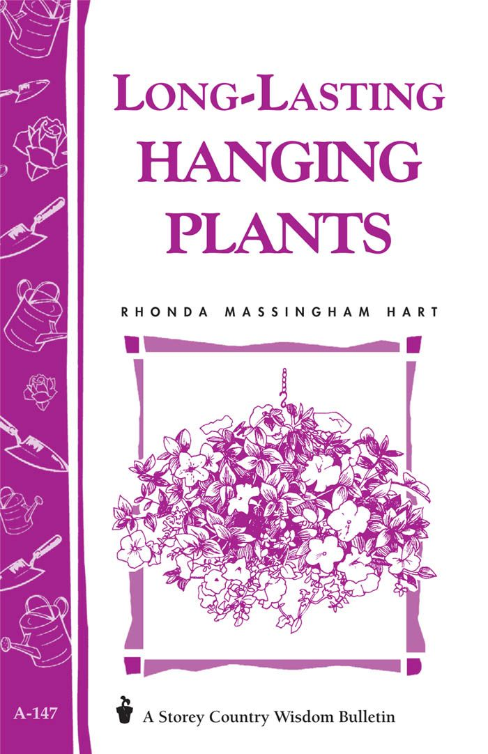 Long-Lasting Hanging Plants By: Rhonda Massingham Hart