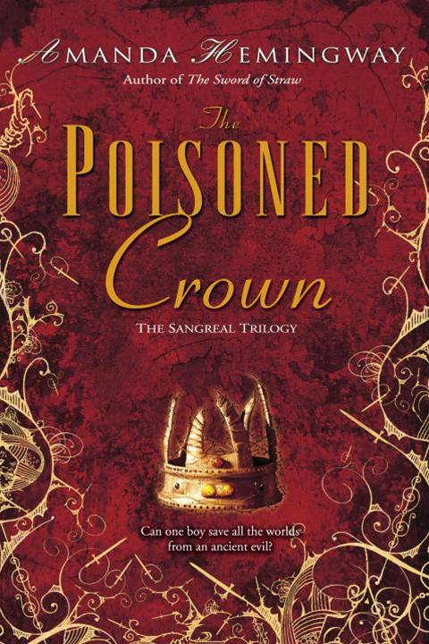 The Poisoned Crown By: Amanda Hemingway