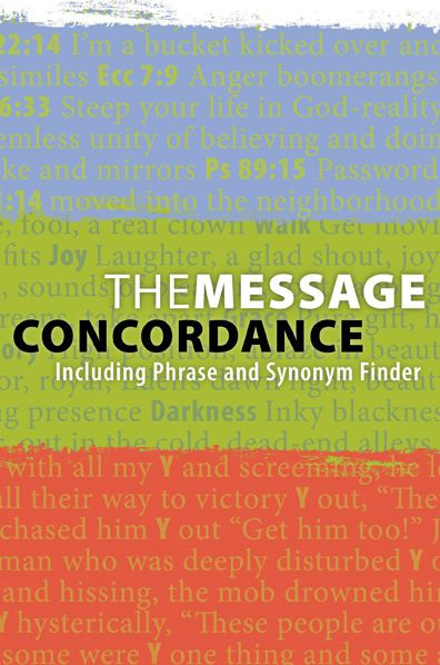 The Message Concordance