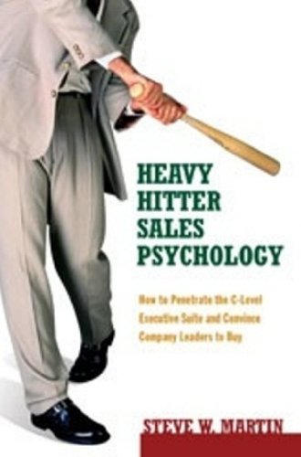 Heavy Hitters Psychology By: Steve Martin