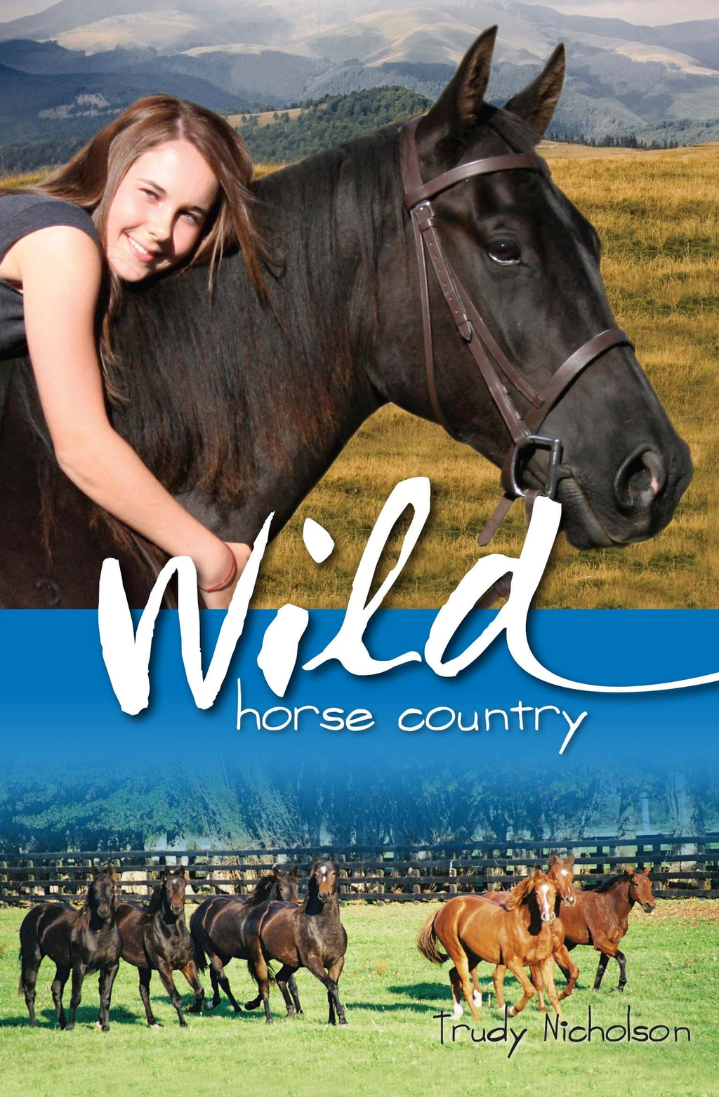 Wild Horse Country Bk 3: White Cloud Station
