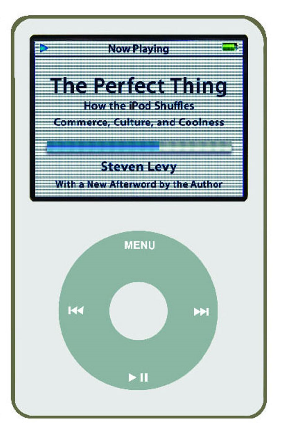 The Perfect Thing By: Steven Levy