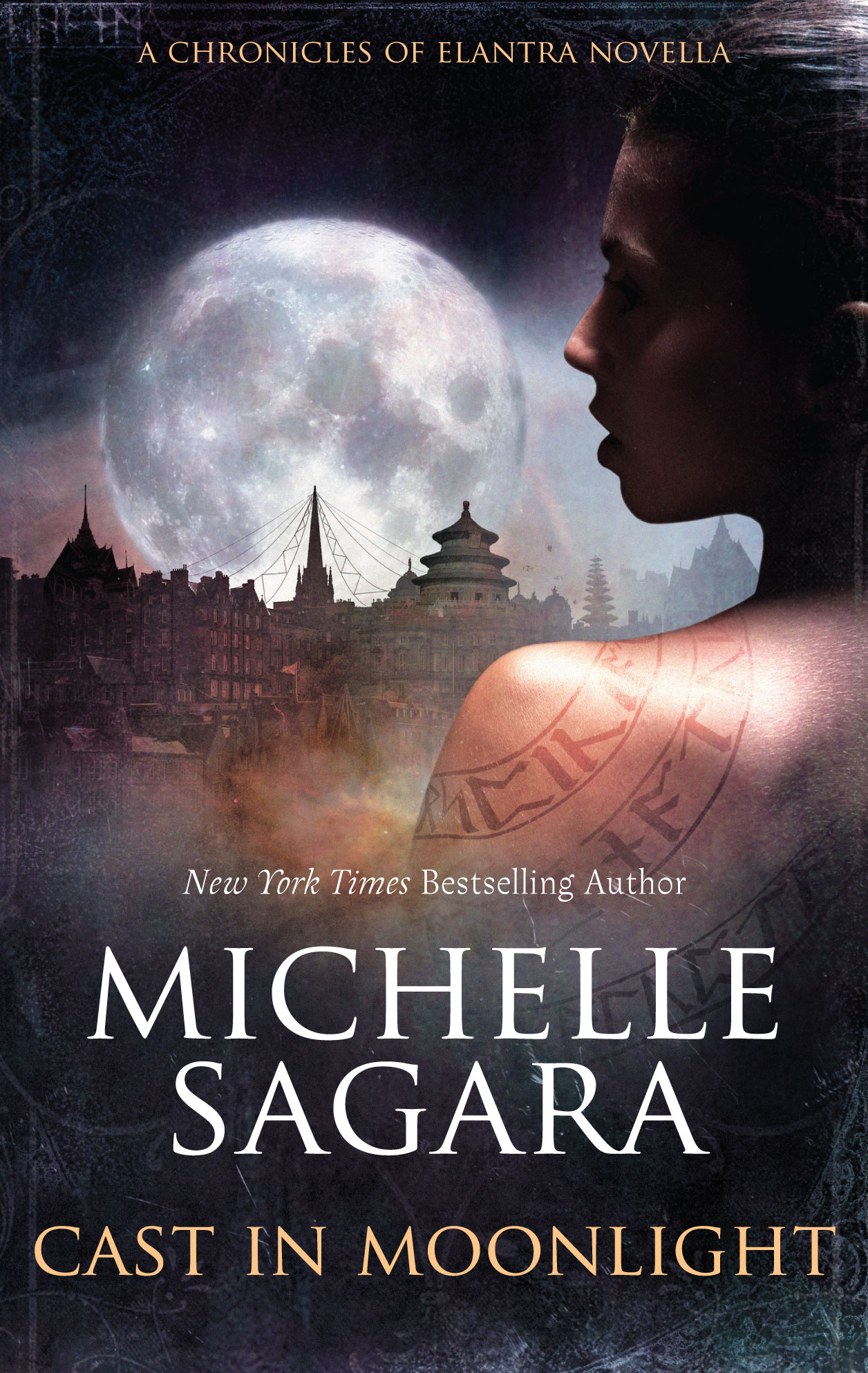 Cast in Moonlight By: Michelle Sagara
