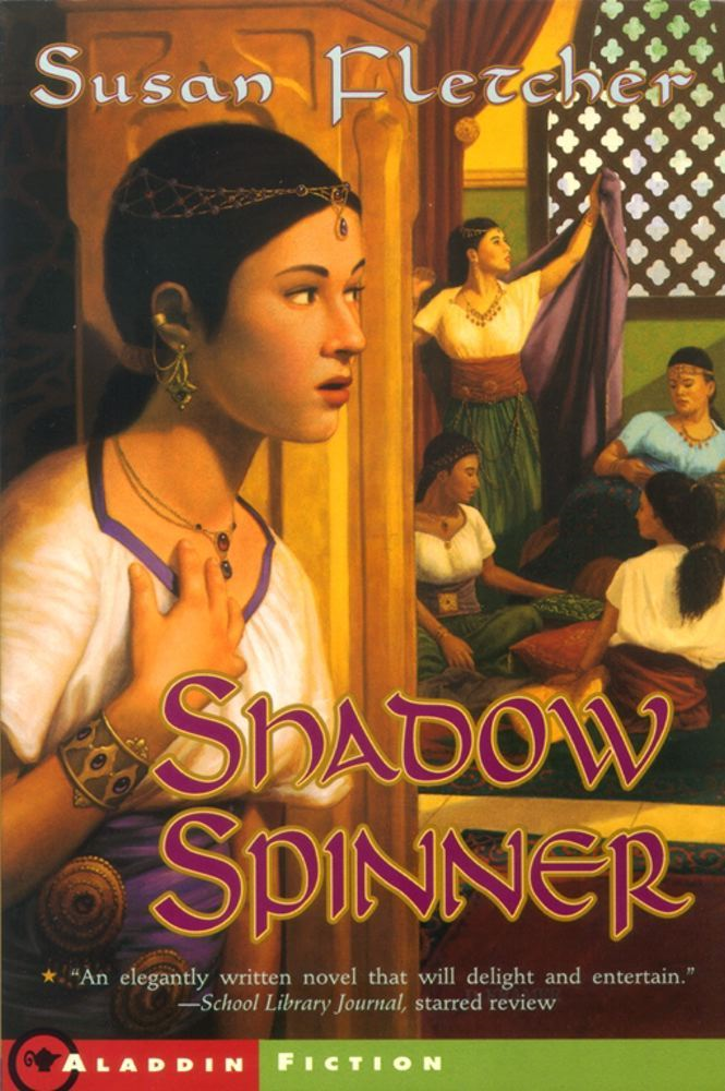 Shadow Spinner By: Susan Fletcher