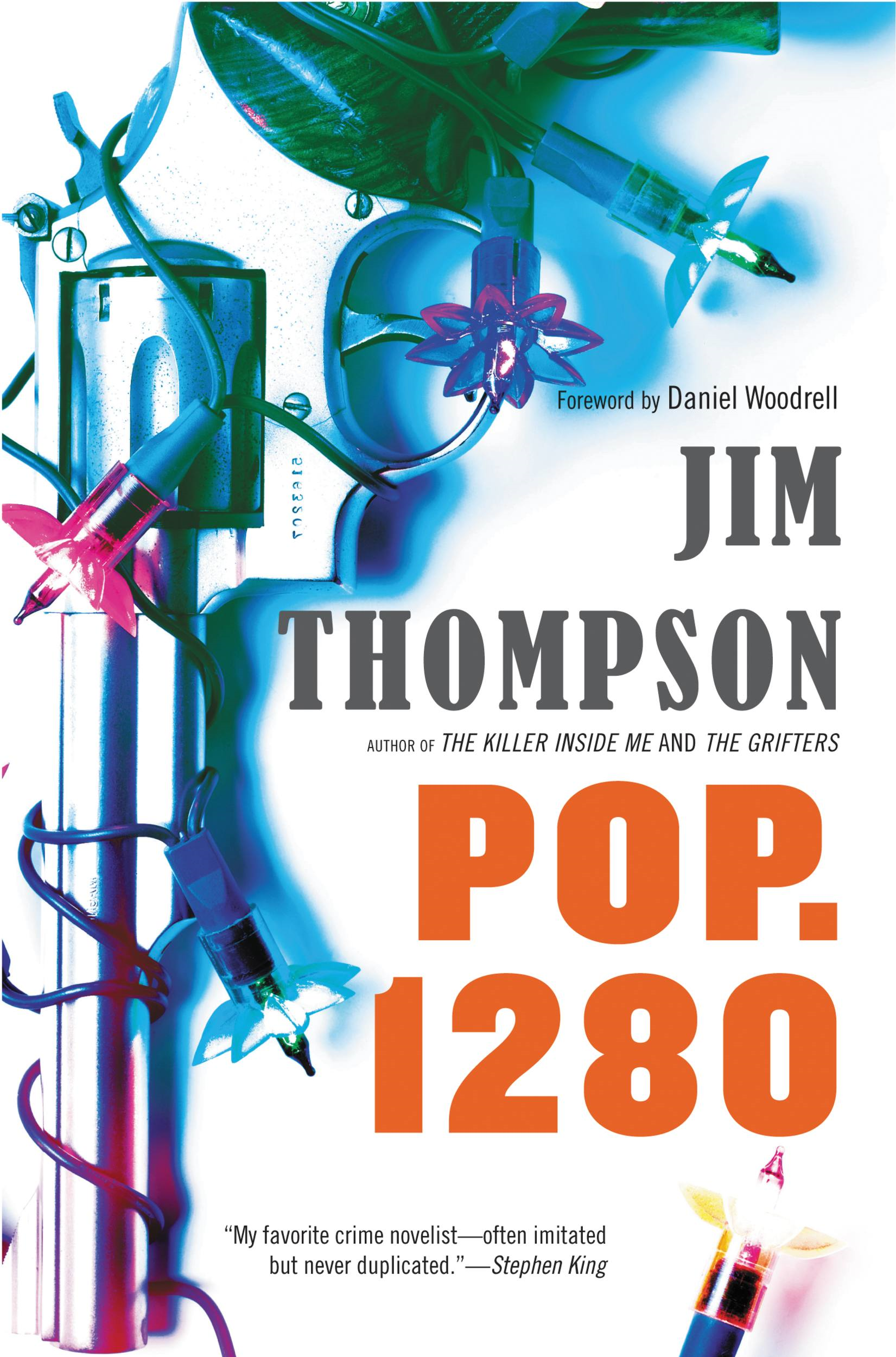 Pop. 1280 By: Jim Thompson