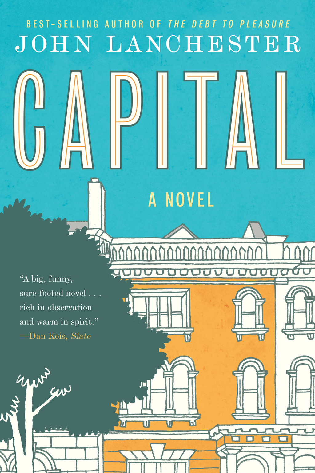 Capital: A Novel By: John Lanchester