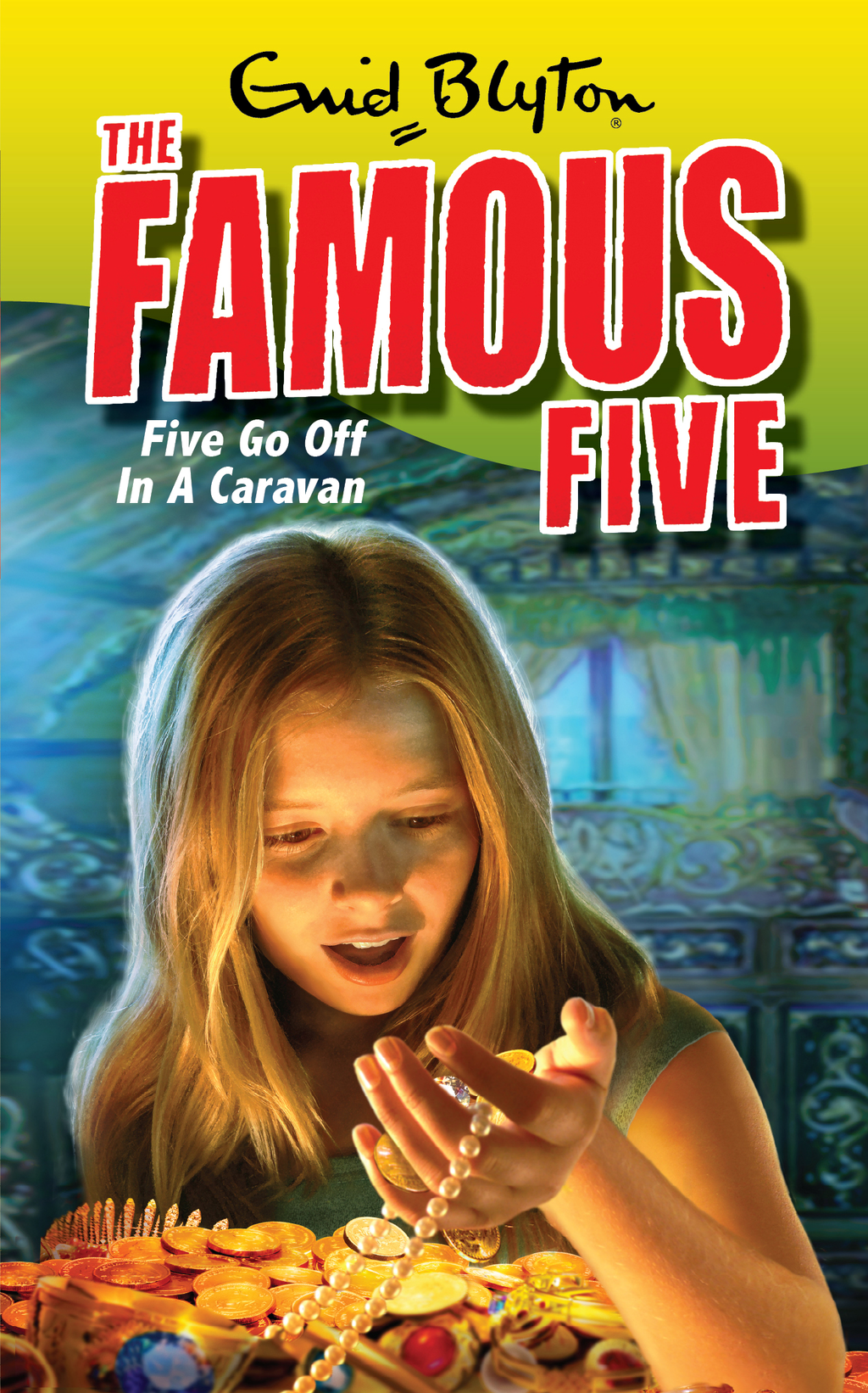 Famous Five 5: Five Go Off In A Caravan