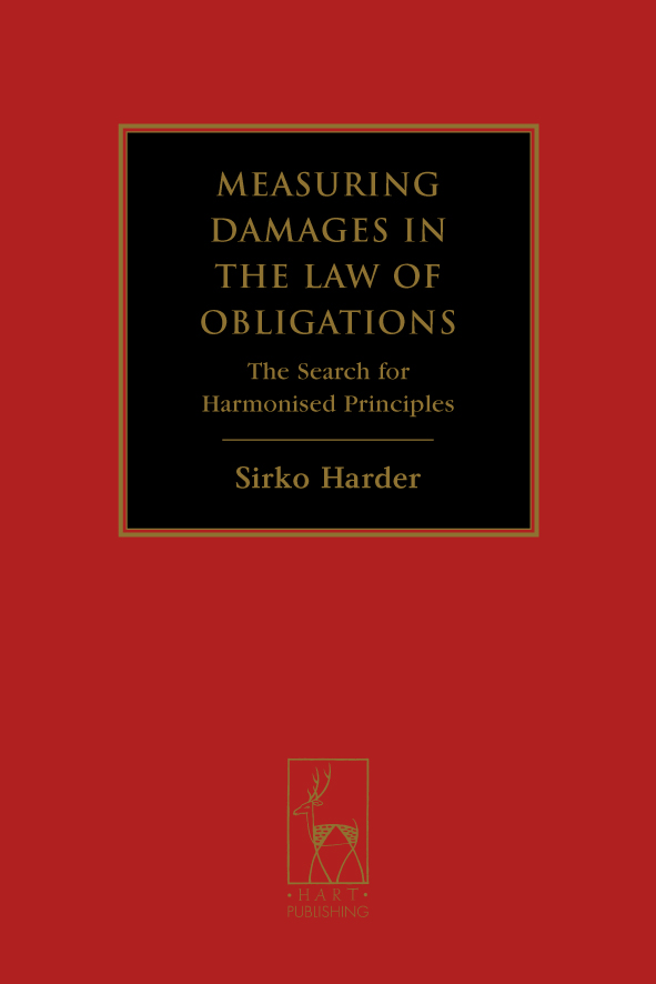 Measuring Damages in the Law of Obligations