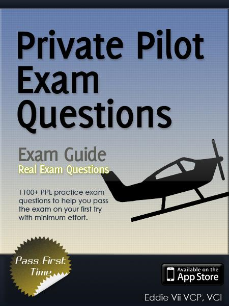 Private Pilot Exam Secrets: 1100 Questions & Answer Ground School PPL