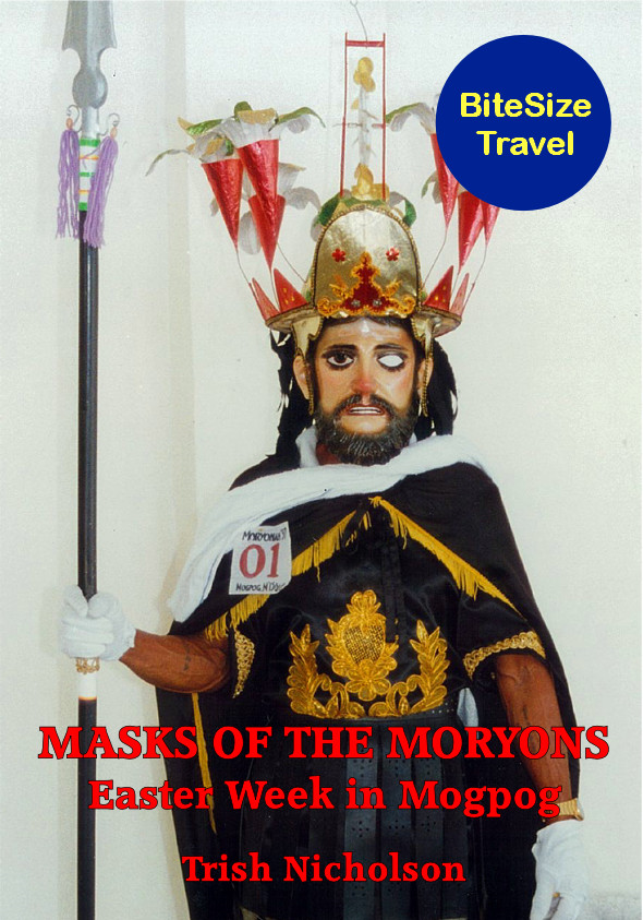 Masks of the Moryons: Easter Week in Mogpog