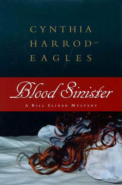 Blood Sinister By: Cynthia Harrod-Eagles