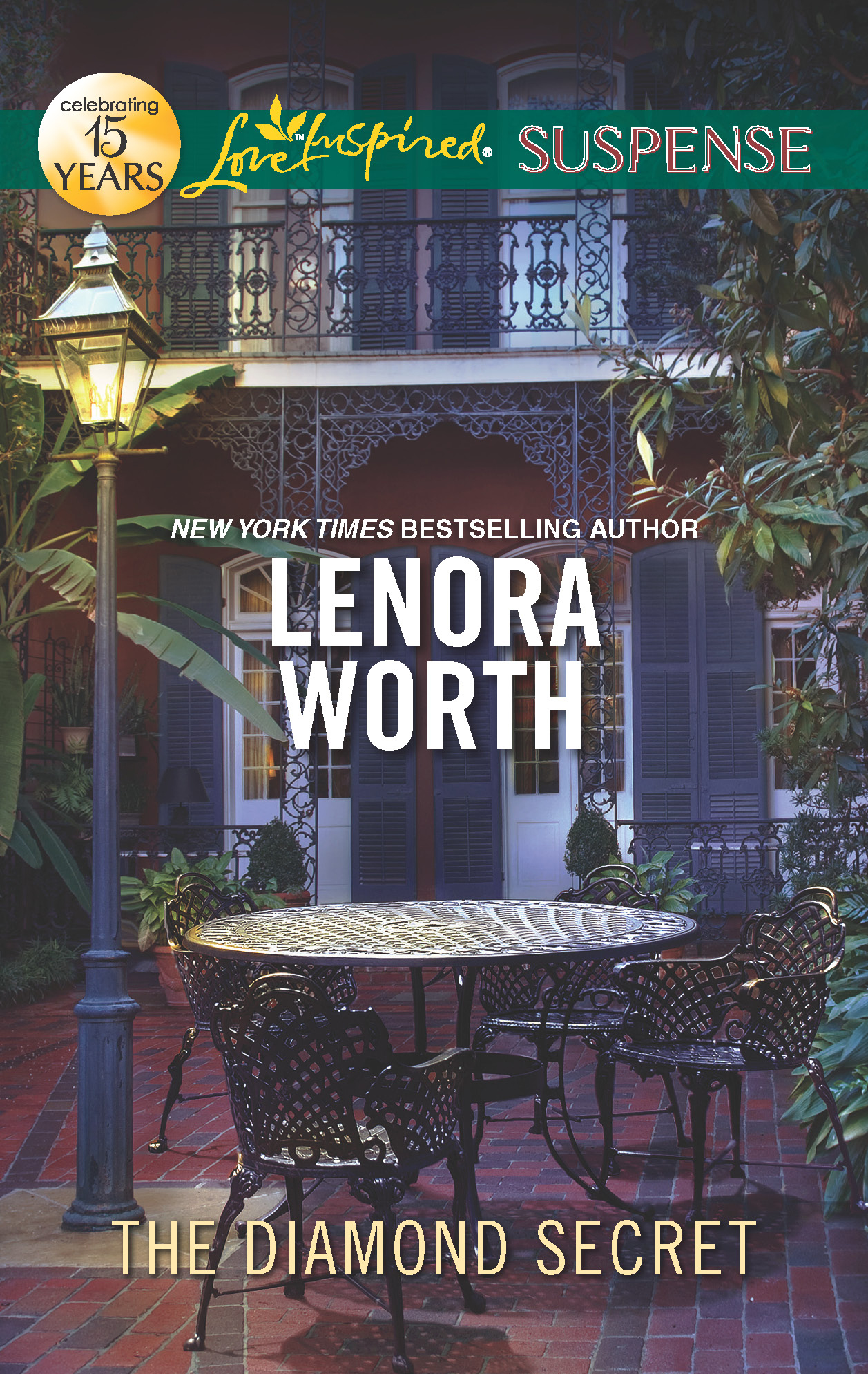 The Diamond Secret By: Lenora Worth