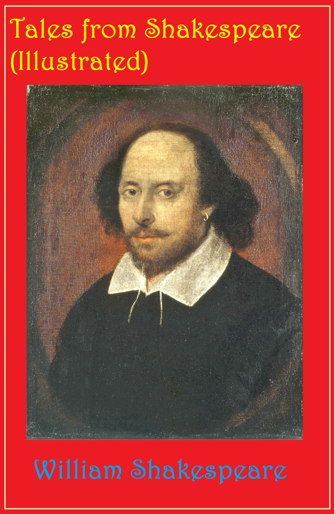 Tales from Shakespeare (Illustrated)