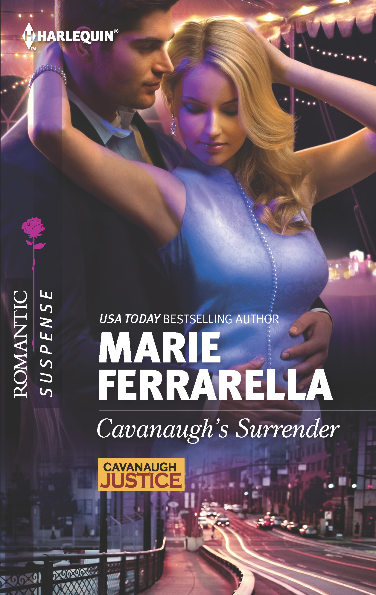 Cavanaugh's Surrender By: Marie Ferrarella