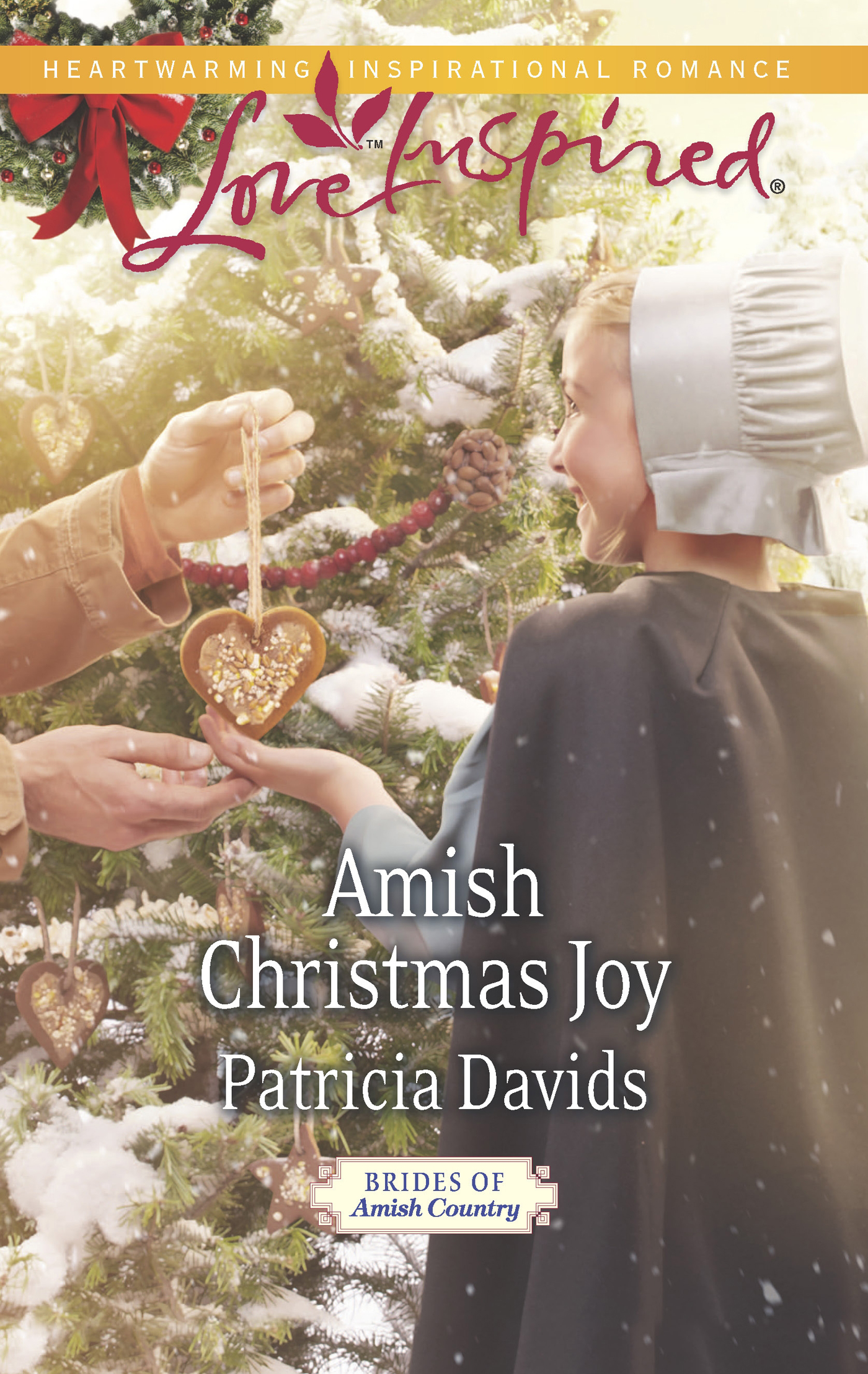Amish Christmas Joy (Mills & Boon Love Inspired) (Brides of Amish Country - Book 10)
