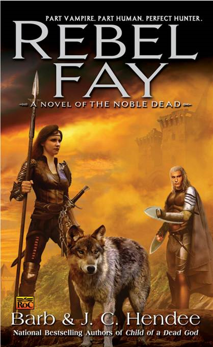 Rebel Fay By: Barb Hendee,J.C. Hendee