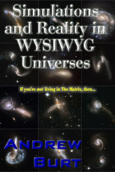 Simulations and Reality in WYSIWYG Universes