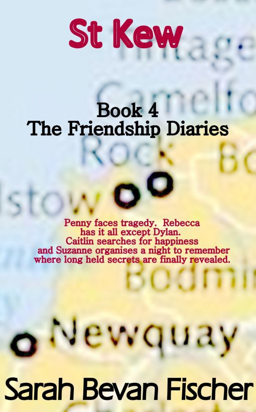 The Friendship Diaries: Book 4 St Kew