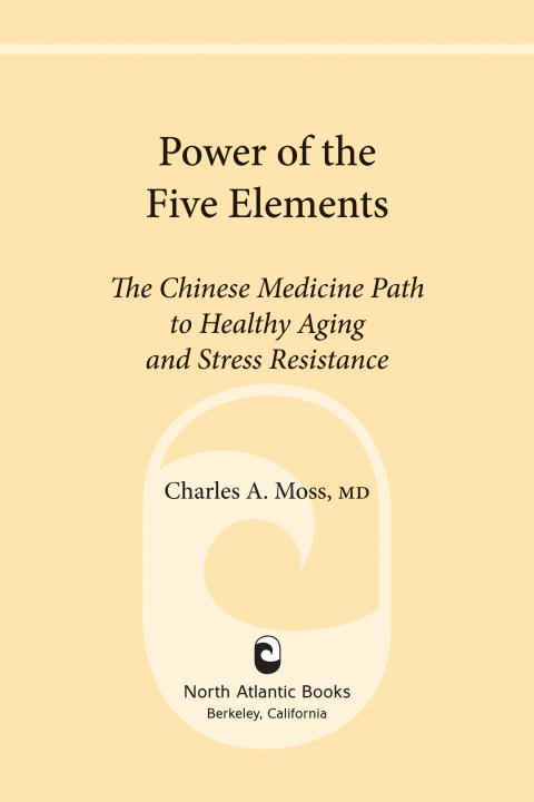 Power of the Five Elements By: Charles A. Moss M.D.