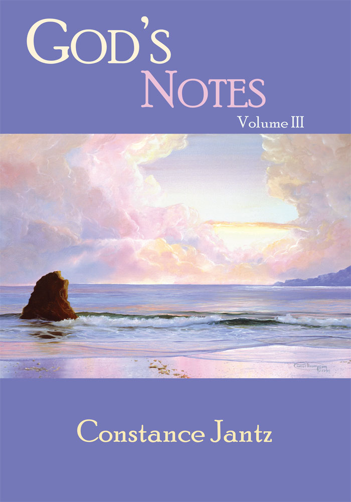 God's Notes, Volume III