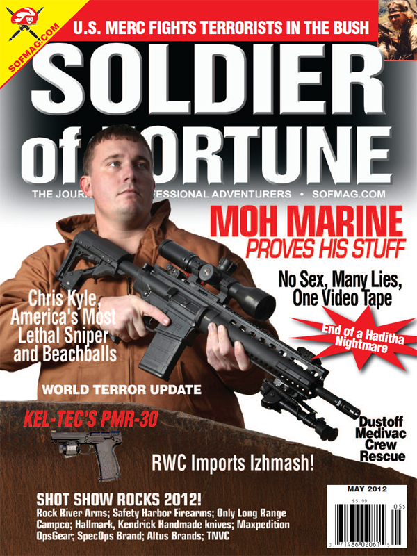 Soldier of Fortune- May 2012