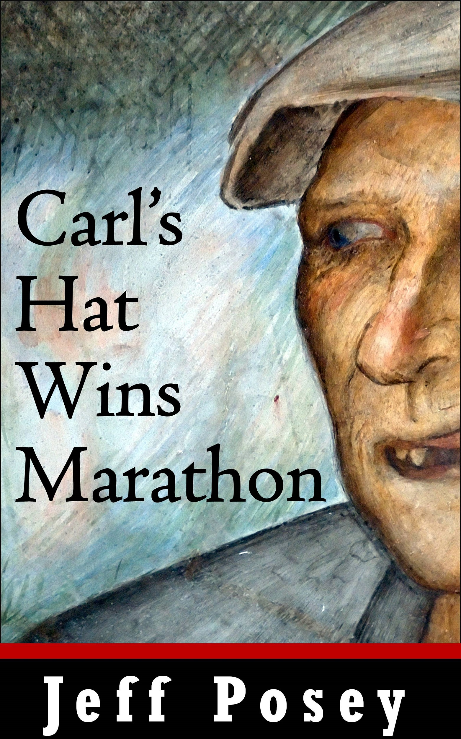 Carl's Hat Wins Marathon