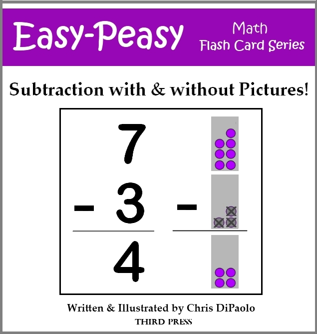 Subtraction - With & Without Pictures!