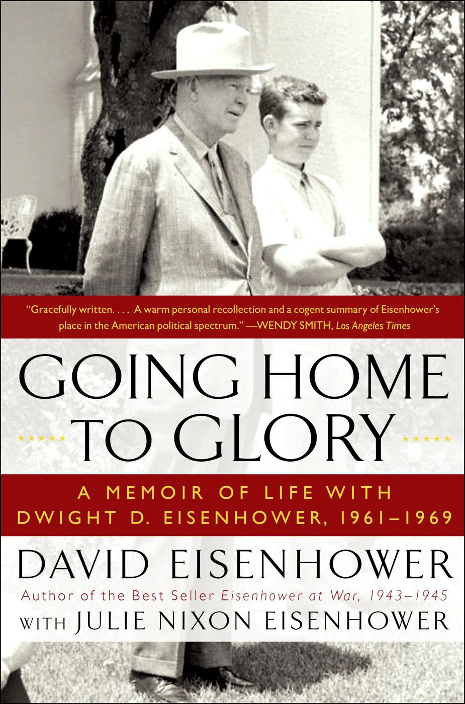 Going Home To Glory By: David Eisenhower