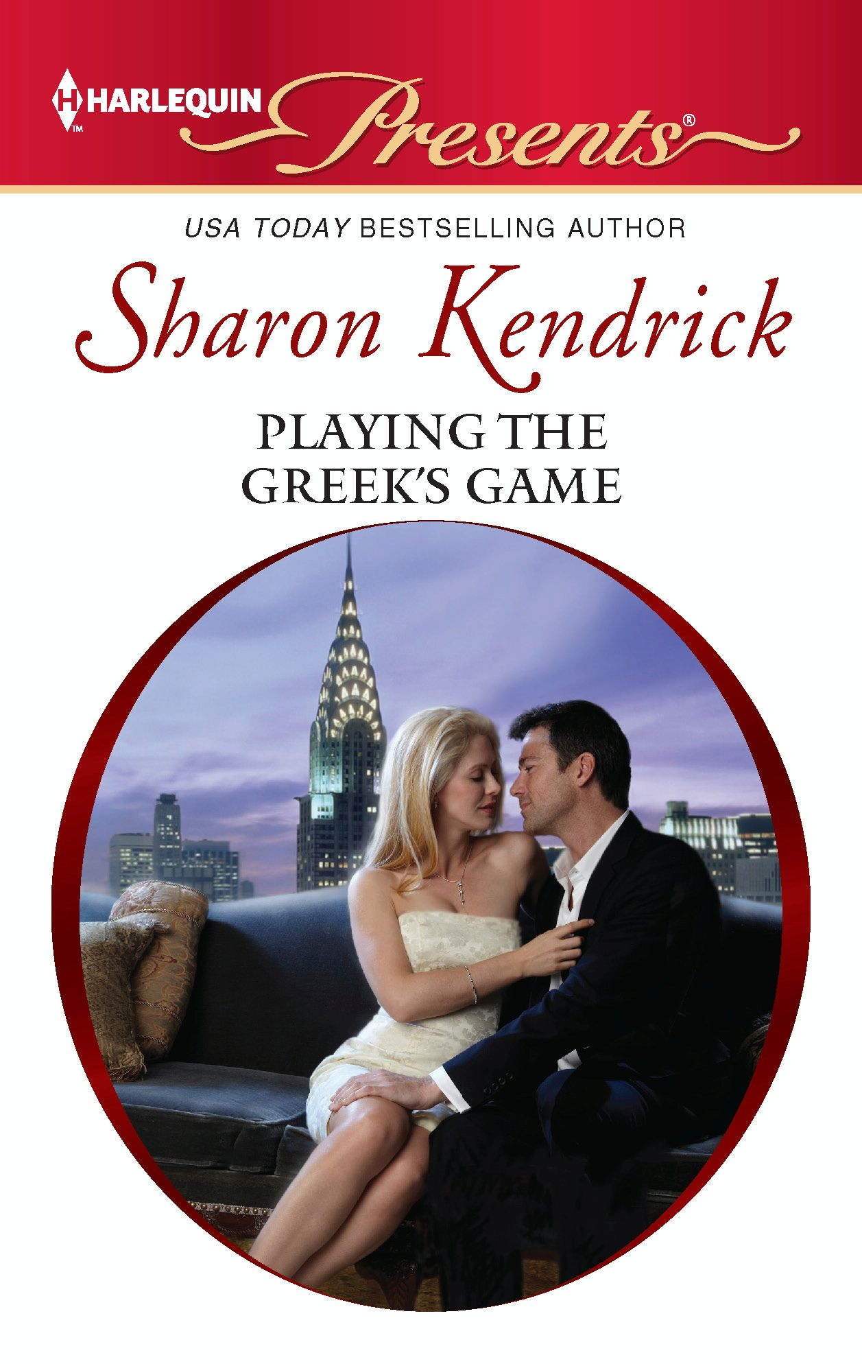 Playing the Greek's Game By: Sharon Kendrick