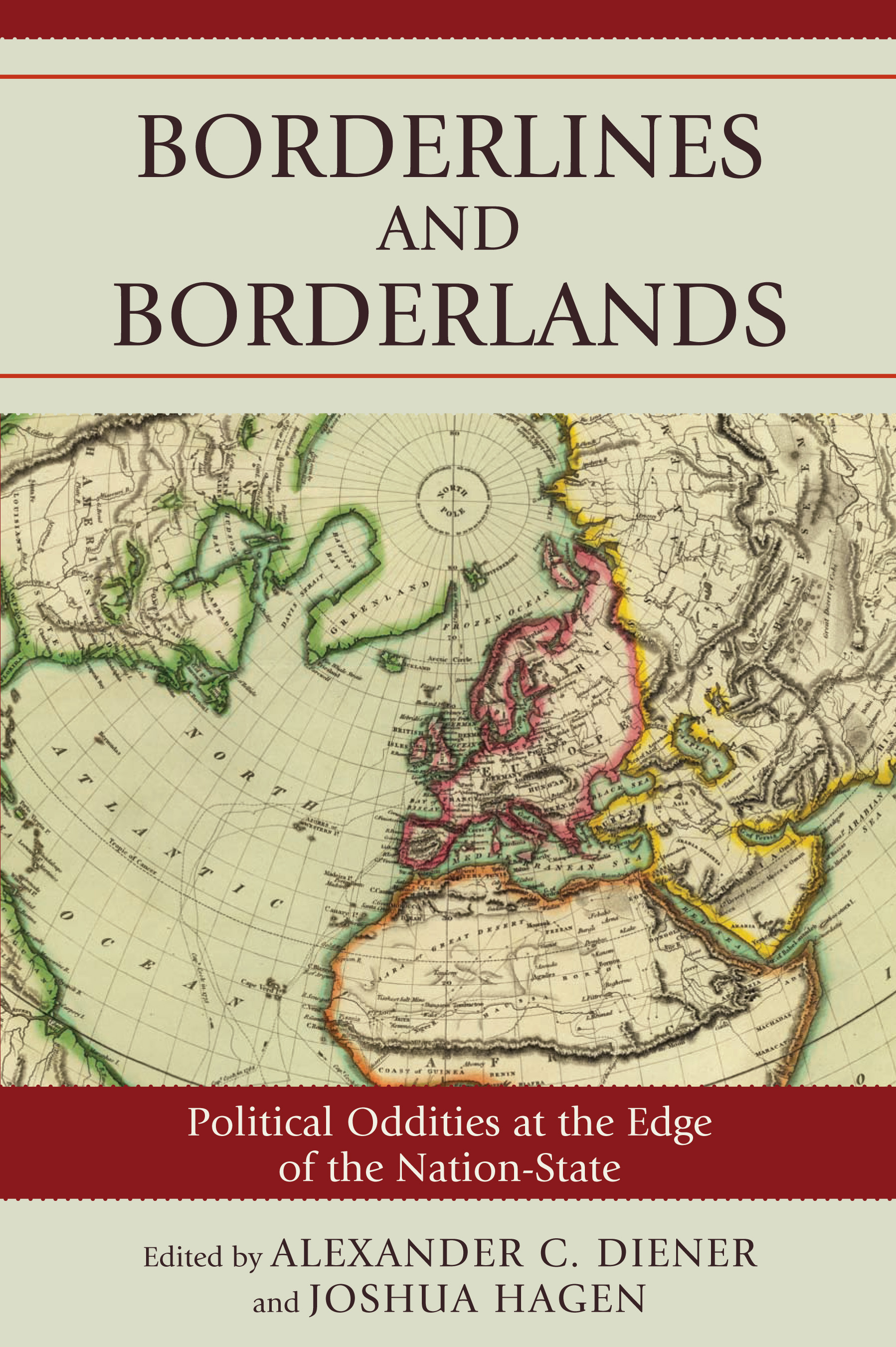 Borderlines and Borderlands