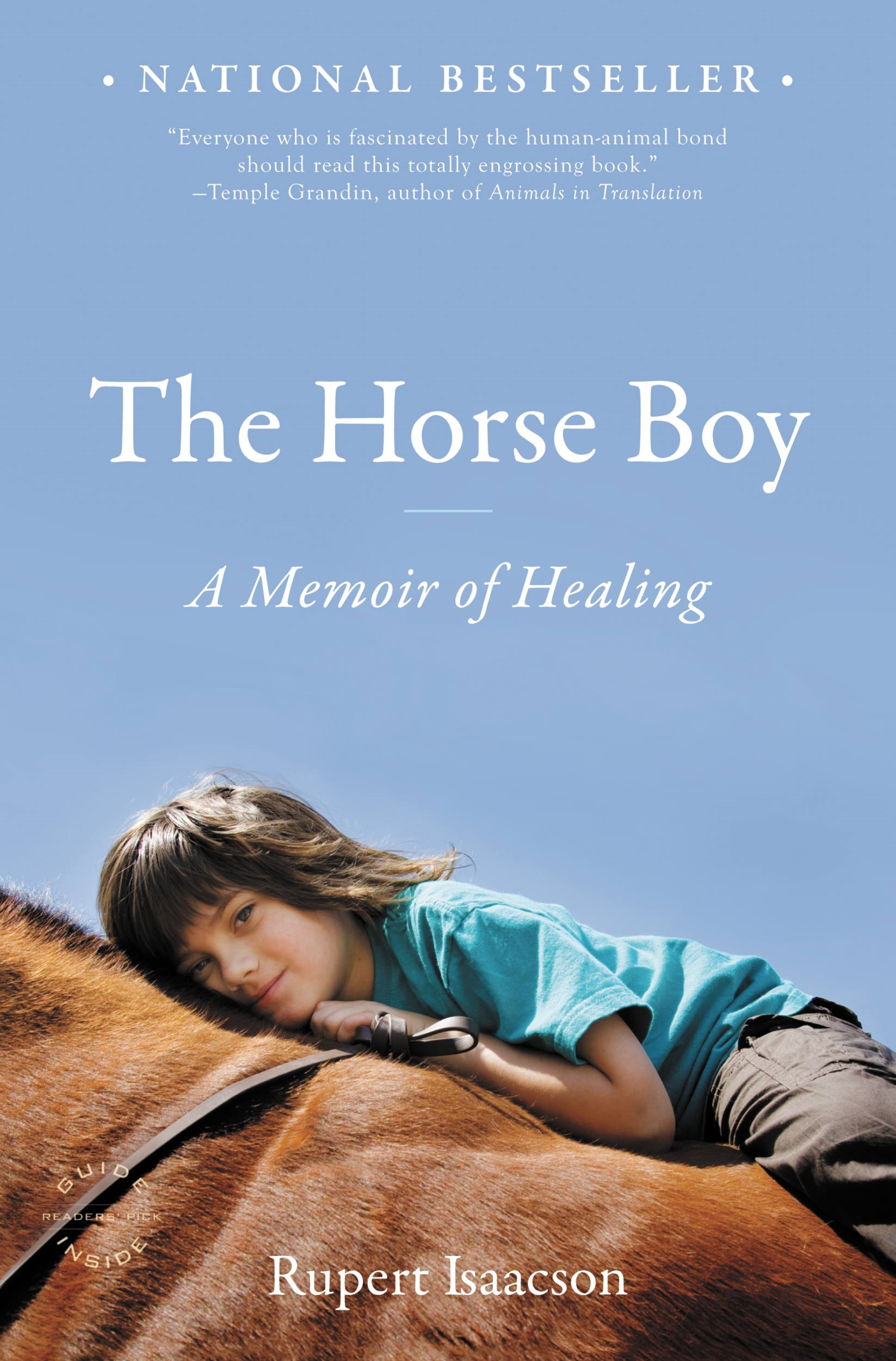 The Horse Boy By: Rupert Isaacson