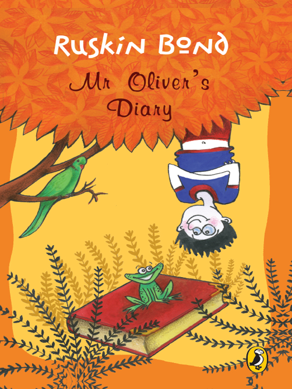 Mr Oliver's Diary