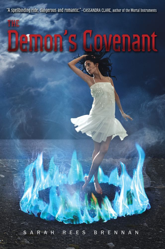 The Demon's Covenant By: Sarah Rees Brennan