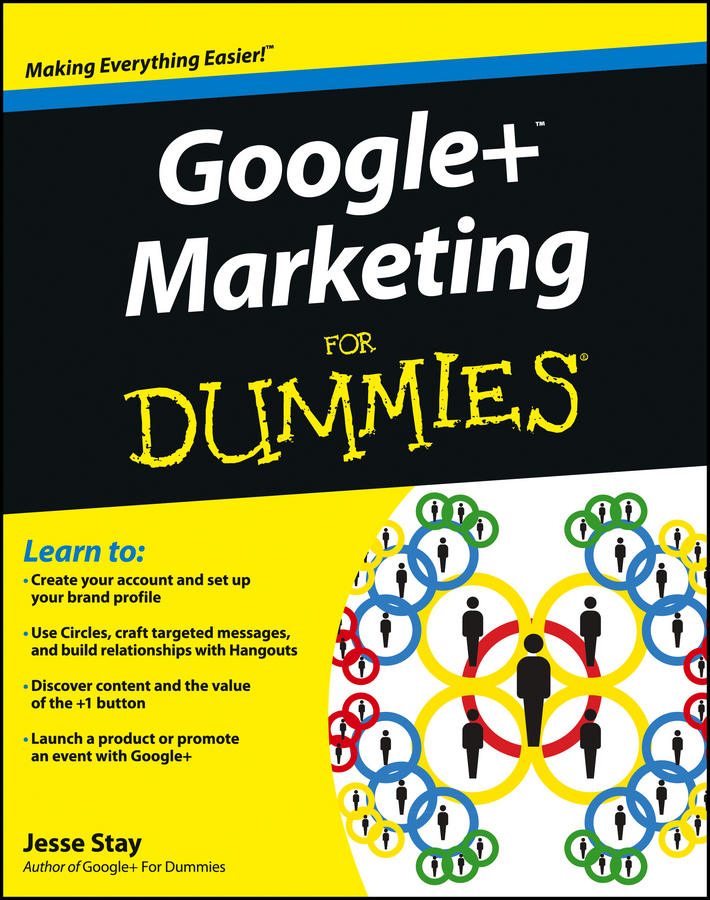 Google+ Marketing For Dummies