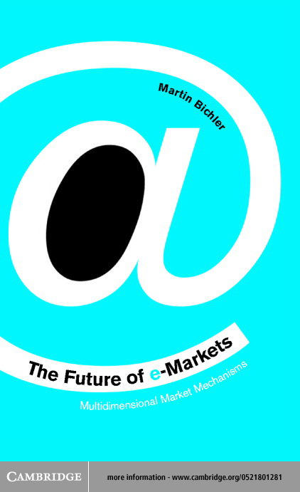 The Future of e-Markets