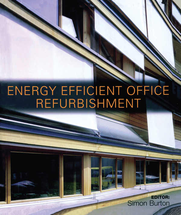Energy-efficient Office Refurbishment Designing for Comfort