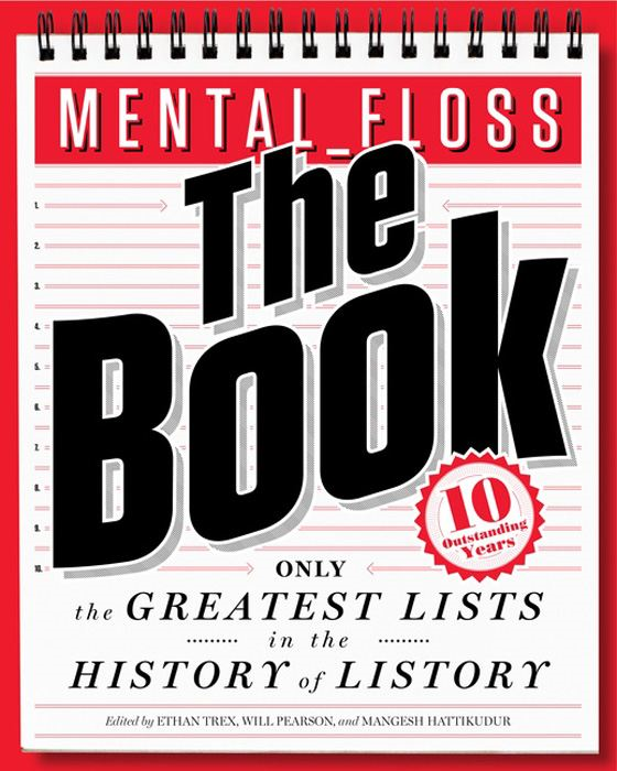 mental_floss: The Book By: Mangesh Hattikudur,Will Pearson