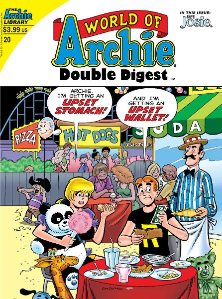 World of Archie Double Digest #20 By: Various