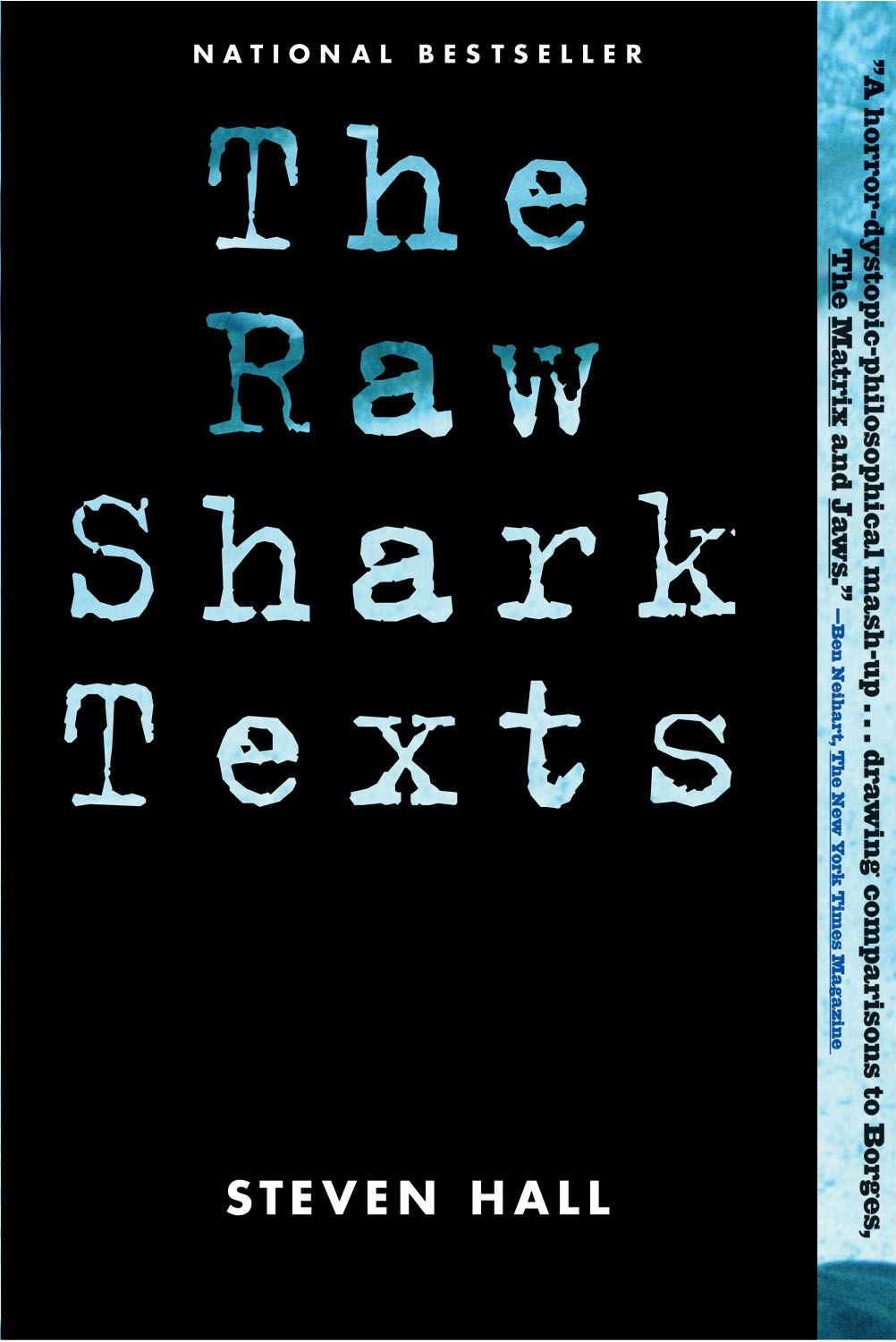 The Raw Shark Texts By: Steven Hall