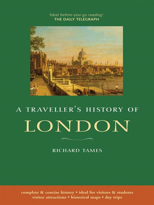 A Traveller&Amp;Apos;S History Of London