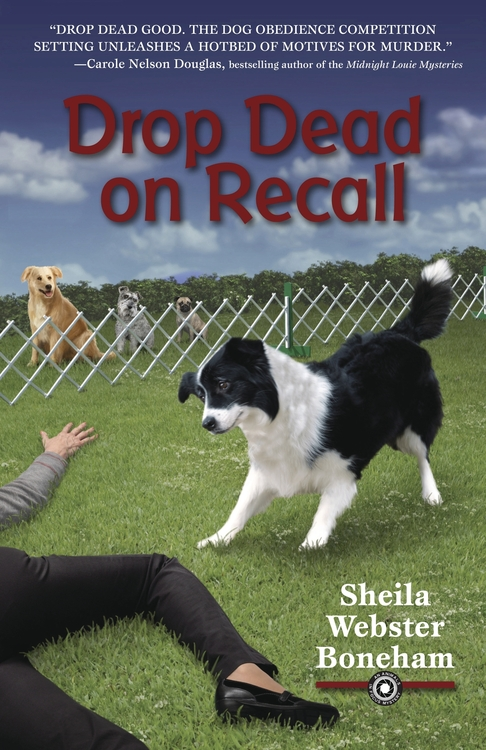 Drop Dead on Recall By: Sheila Webster Boneham