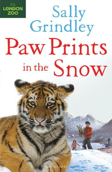 Paw Prints in the Snow By: Sally Grindley