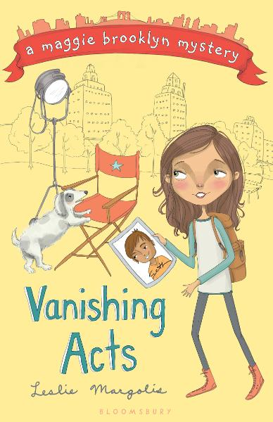 Vanishing Acts By: Leslie Margolis