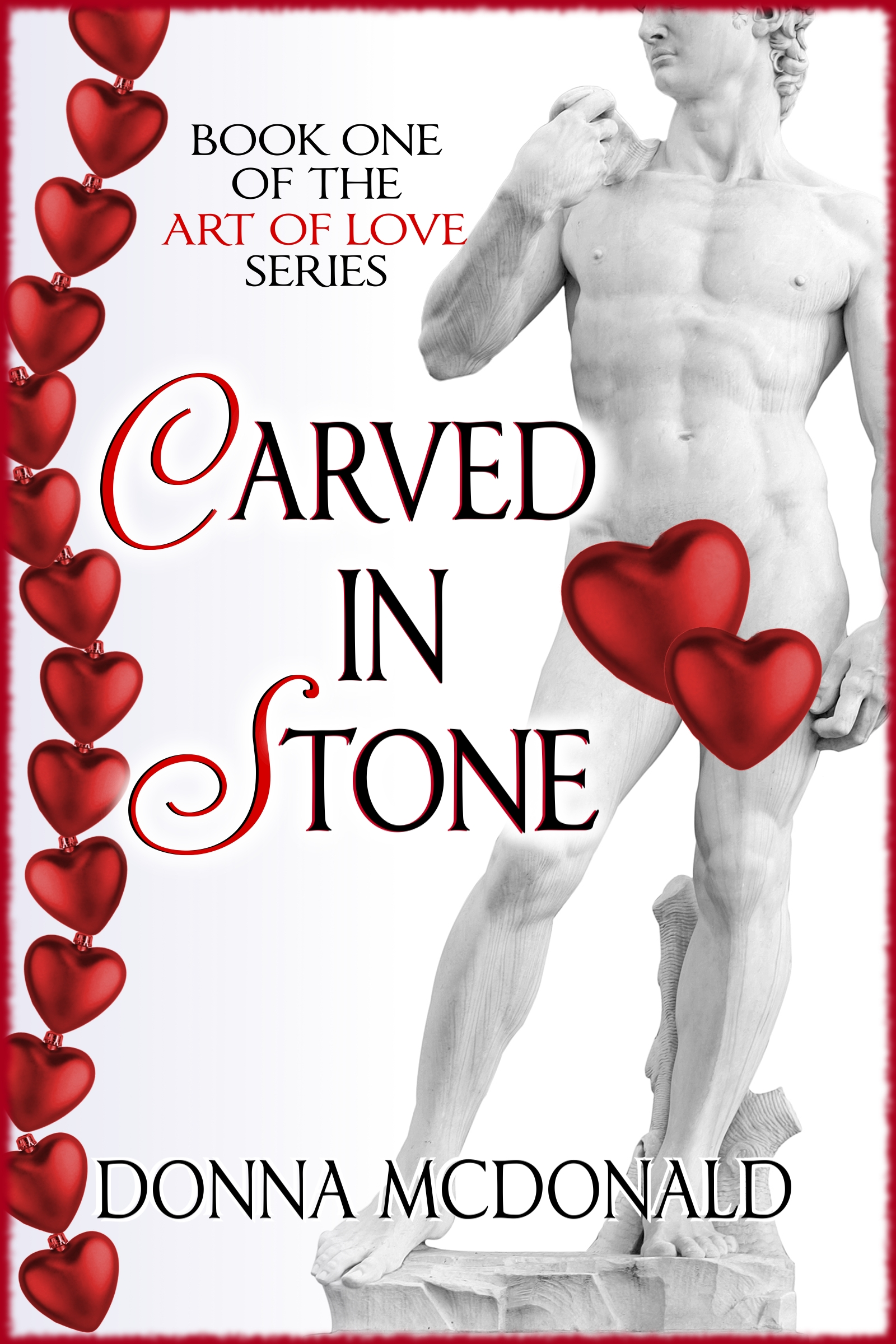 Carved In Stone (Contemporary Romance and Humor)