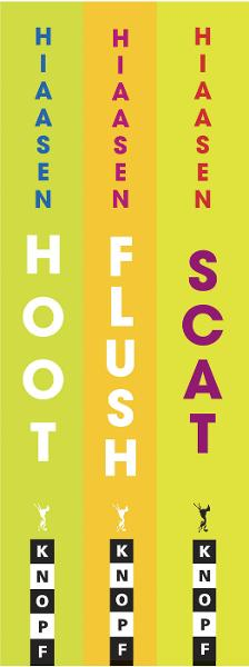 Carl Hiaasen for Kids: Hoot, Flush, Scat